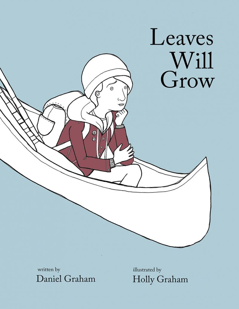 """Leaves Will Grow"" cover"