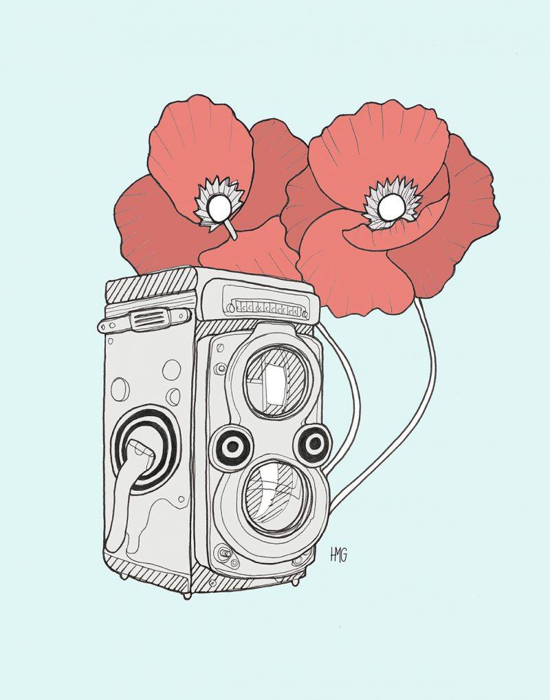 Poppy Twin Lens