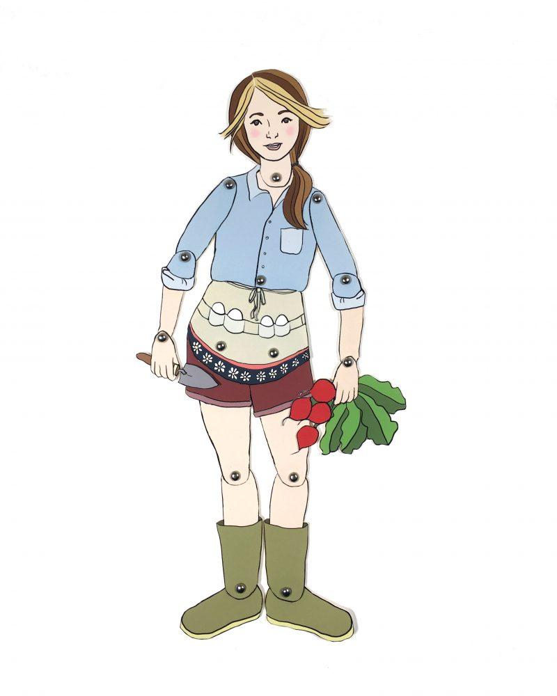 Farmer Frances