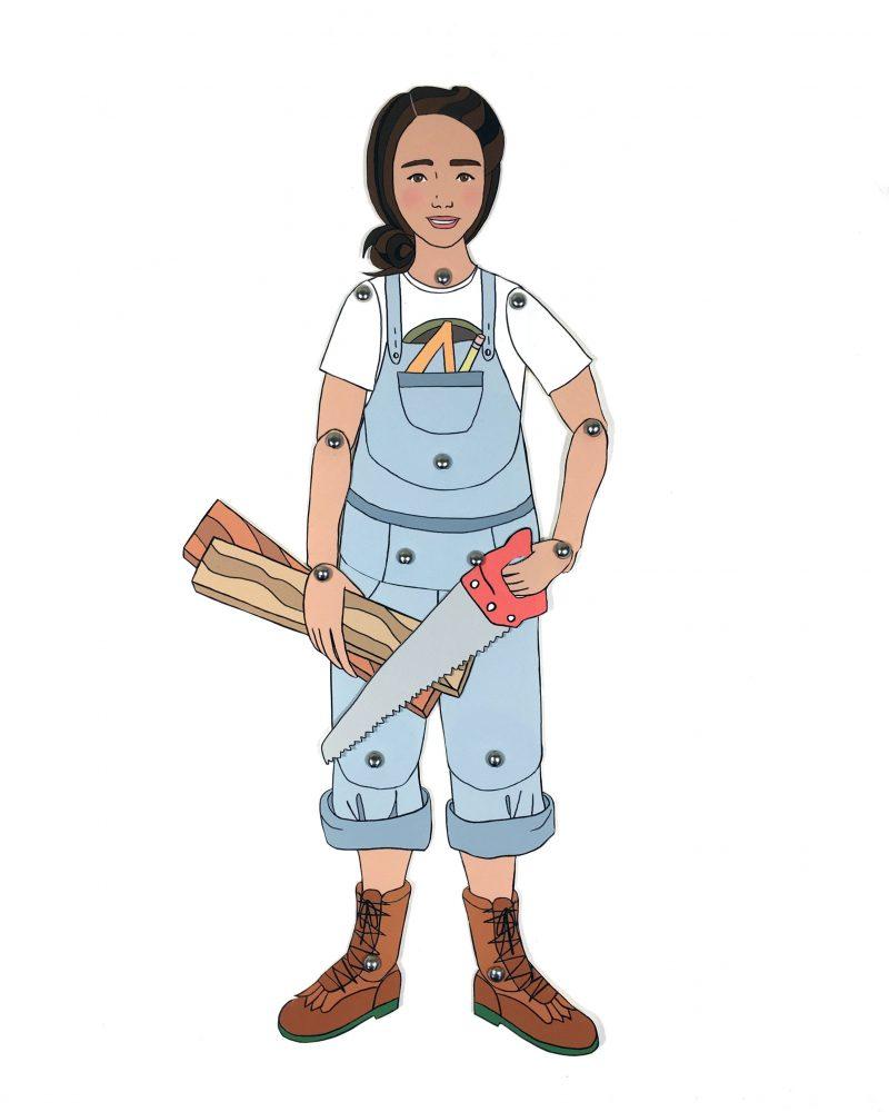 Woodworker Winnie