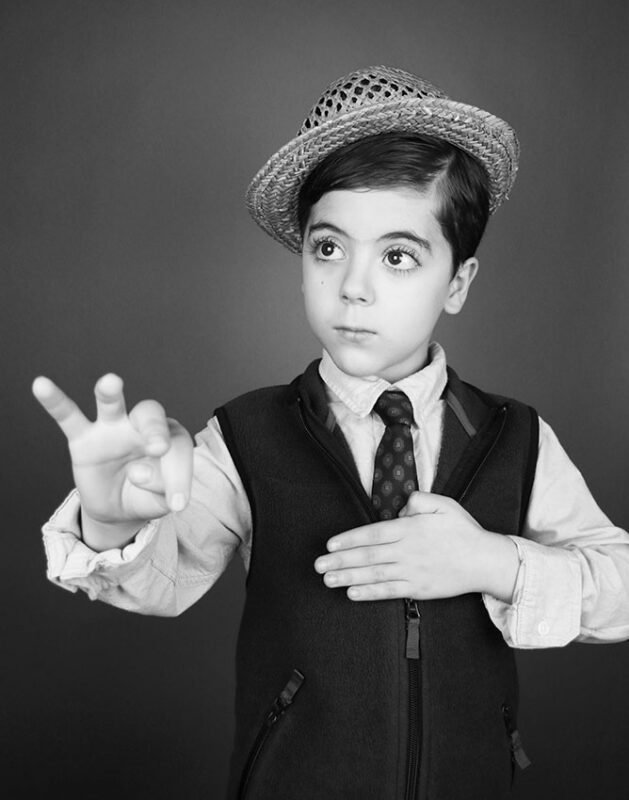 """Buster Keaton"" series 2018"