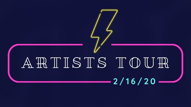 LAL Artist's Tour